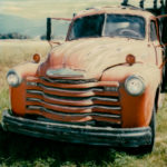 Apple Truck © Lorraine Parow
