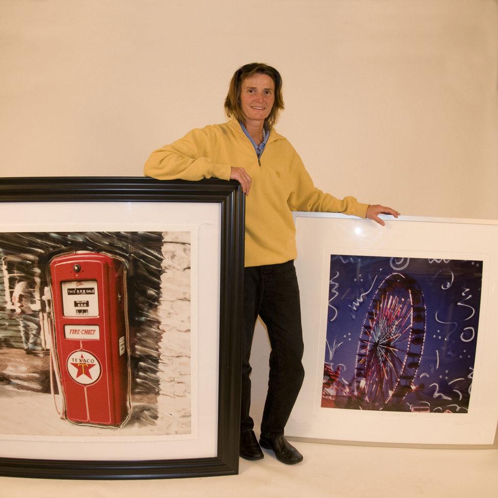 Lorraine Parow - Self Portrait